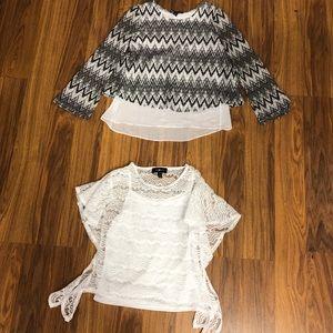 Amy Byer shirt bundle (2)